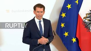 Austria: 'The path is cleared for new elections in September,' says Kurz