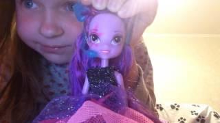 My Little Pony Рок-звезда Обзор на куклу