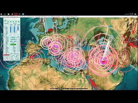 11/15/2017 -- Earthquakes are spreading across the planet -- VISIBLE PROOF HERE