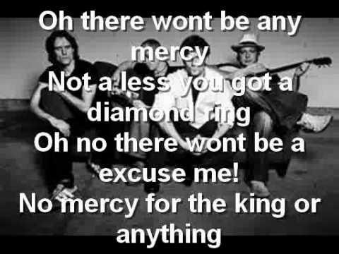 No mercy - Racoon with lyrics