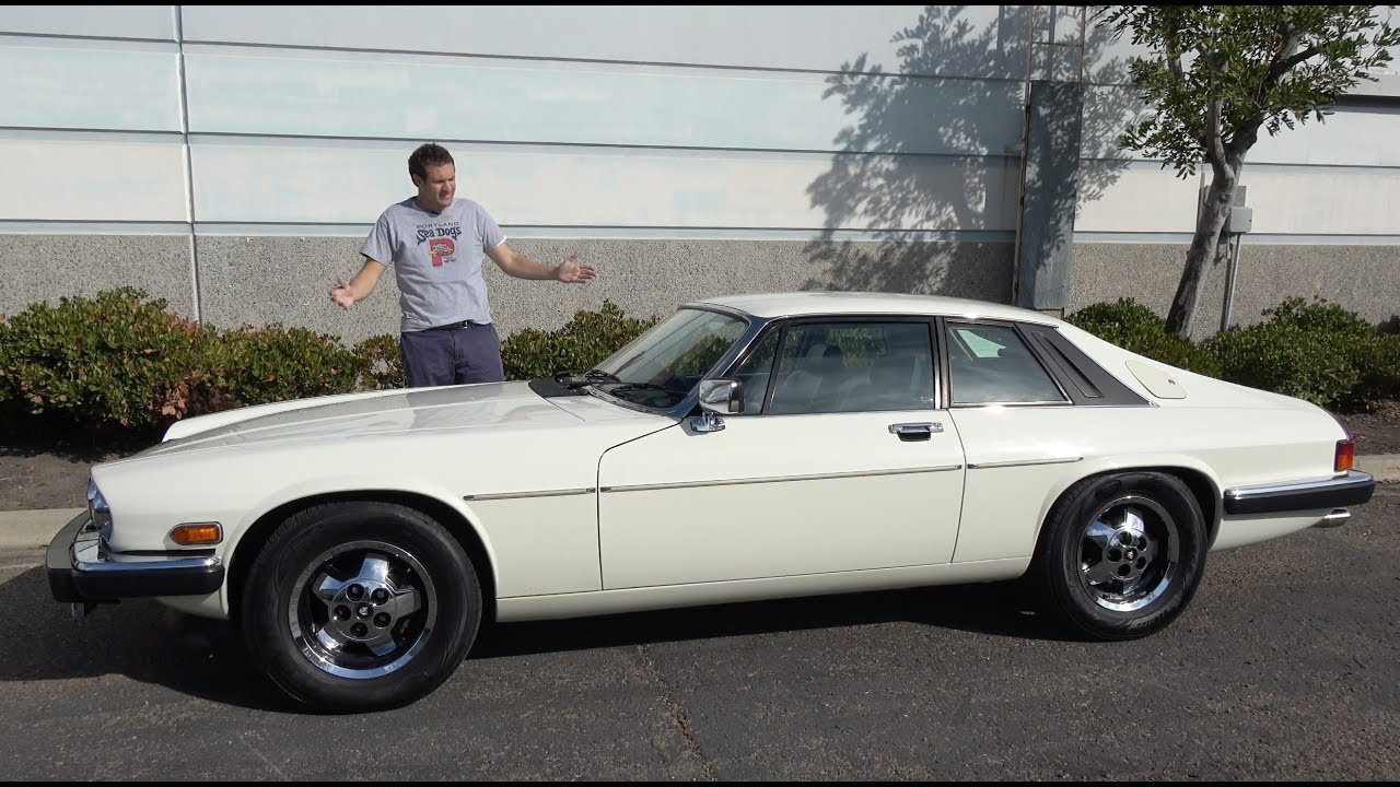 The Jaguar Xjs V12 Is The Cheapest V12 Sports Car On Earth Youtube