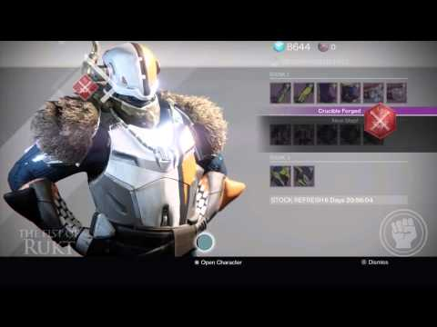 Un recorrido por la Torre en Destiny: The Taken King.