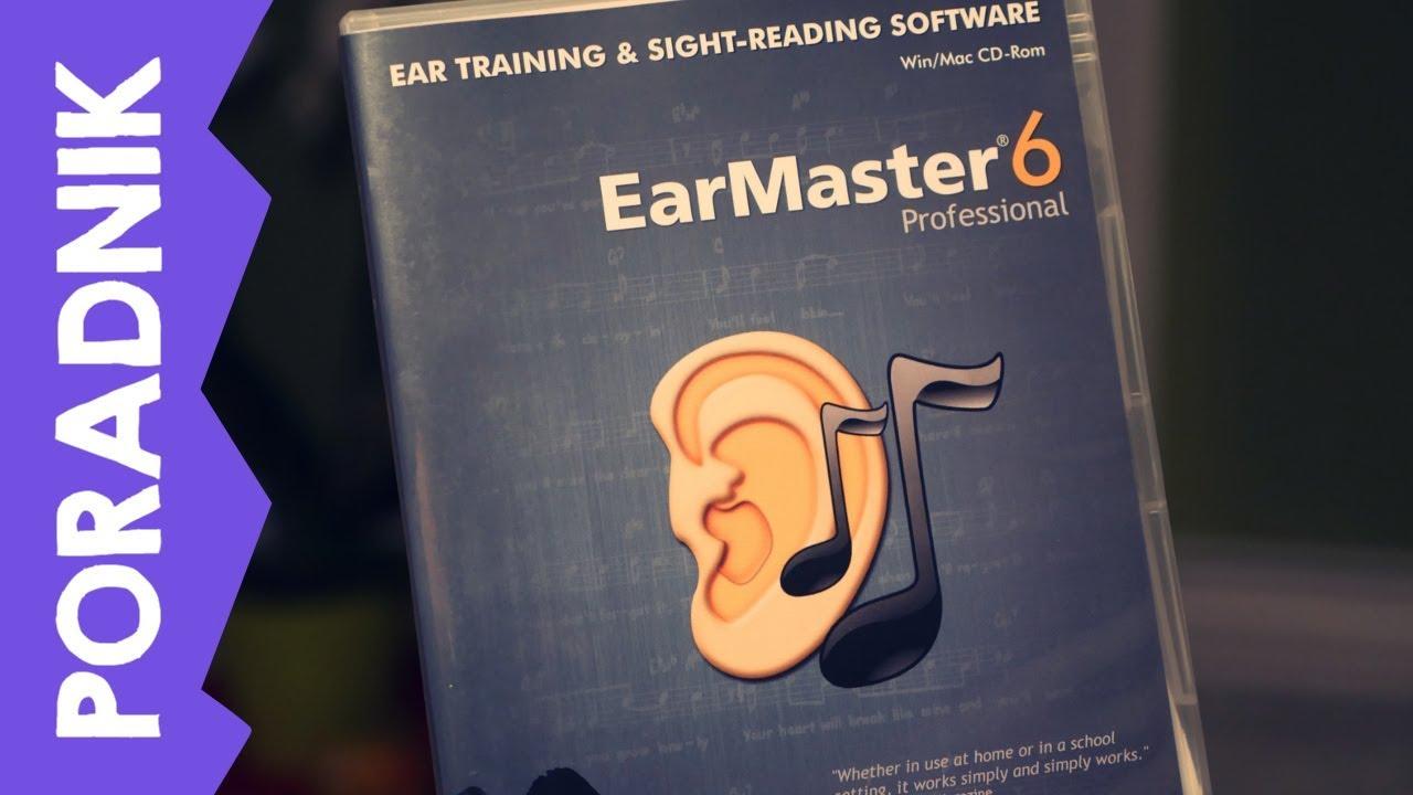 Kształcenie słuchu – jak ćwiczyć słuch muzyczny? Przykłady ćwiczeń! EarMaster PRO 6
