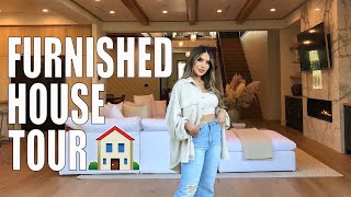 OFFICIAL FURNISHED HOUSE TOUR 2020 | Iluvsarahii