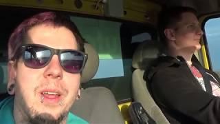 3P Garage - Városnézés autómentővel......
