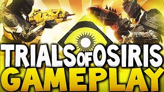 Destiny - Trials of Osiris PVP GAMEPLAY !!! (House of Wolves)