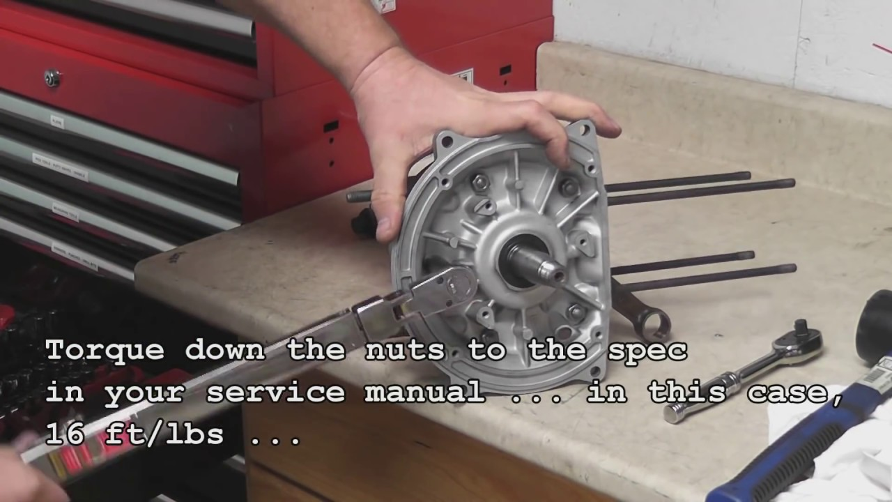 247 Rotax Engine Rebuild Part 04