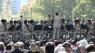 2014.10.24 日比谷公園野外小音楽堂での金曜コンサートにて収...
