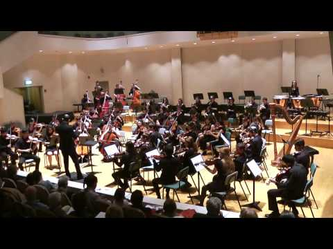 The Young Israel Philharmonic Orchestra 2012
