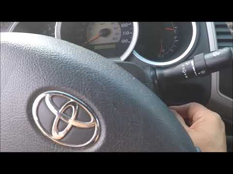 Toyota bladed systems how to circumvent an intermittent key buzzer issue