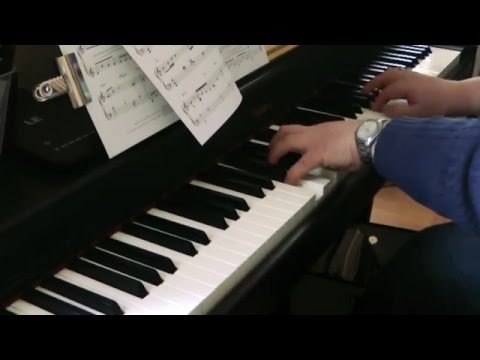 Bewitched, Bothered and Bewildered - piano jazz standard