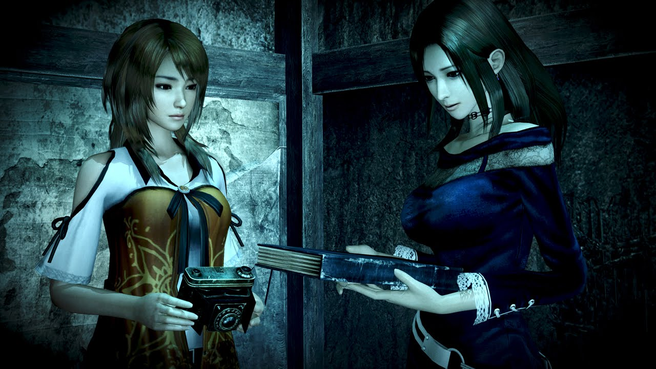 Fatal Frame / Project Zero : Maiden of Black Water   Scary Games ...