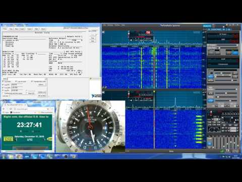 Leap Second Live Stream 12/31/2016