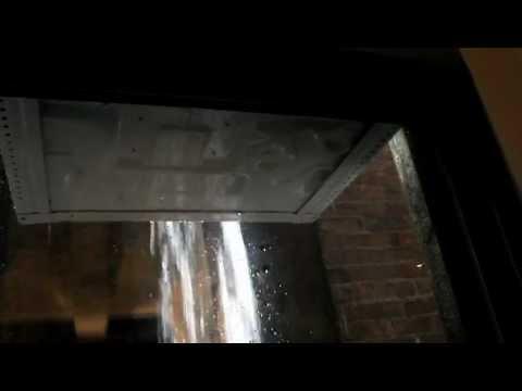 152 - 150 West 36th Street - NYC - Enjoy The Free Waterfall - Window View