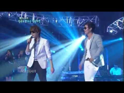 [HIT]불후의명곡2(Immortal Songs 2)-규현&김민종(Super Juinor&KimMinJong)  그대와 함�0820 KBS