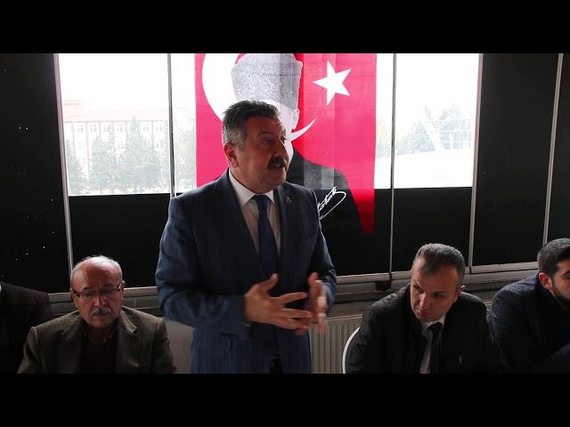Başkanımız Alp Kargı Otogar Esnafımız İle Öğle Yemeğinde Buluştu