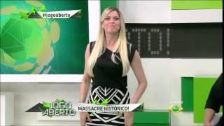 JOGO ABERTO - 10/08/2015 - DEBATE - MASSACRE DO GRÊMIO EM CIMA DO INTERNACIONAL!