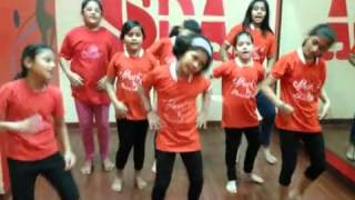girls like to swing by sparkx dance academy nerul