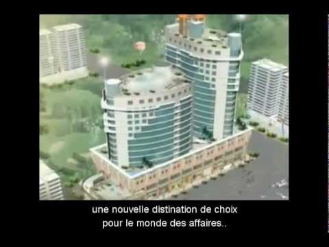 """CONGO TRADE CENTER"" A KINSHASA (TITRAGE EN FRANCAIS)"