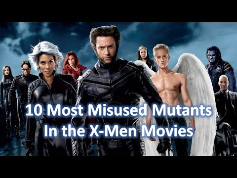 10 Most Misused Characters in the X-Men Movies