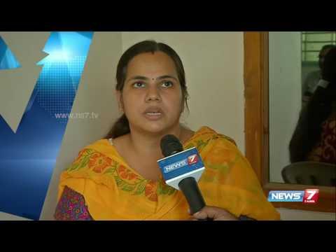 Cops brutally attack activist Piyush Manush at prison: Monica |  News7 Tamil