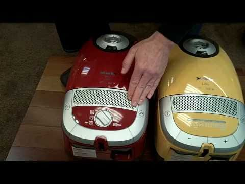 Problem With Miele Vacuum Cleaner Miele S274i Doovi