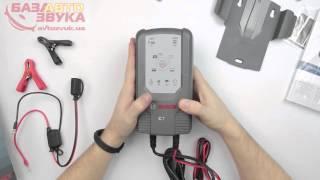 видео Зарядное устройство Bosch C7