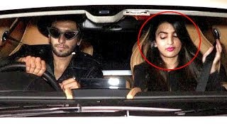 Ranveer Singh With His REAL SISTER Ritika Bhavnani SPOTTED at Earth Restaurant