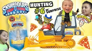 Video Rebel Lob Goblin Light Rocket, Bulldozers & Warheads (Skylanders Trap Team Hunting #6 w/ Surprise) download MP3, 3GP, MP4, WEBM, AVI, FLV November 2017