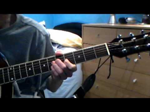 Morrocan Style Guitar Improvisation!