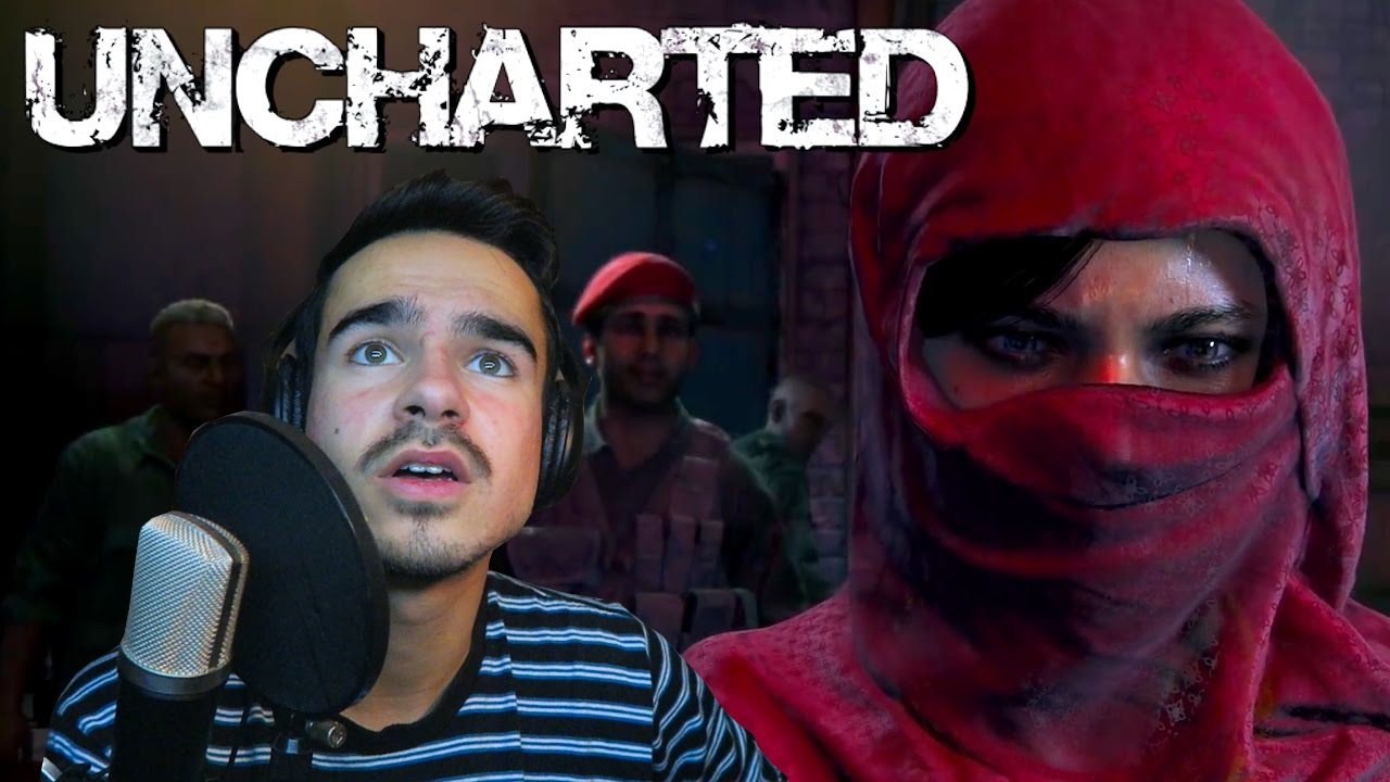 uncharted the lost legacy gameplay trailer mit live reaction youtube. Black Bedroom Furniture Sets. Home Design Ideas
