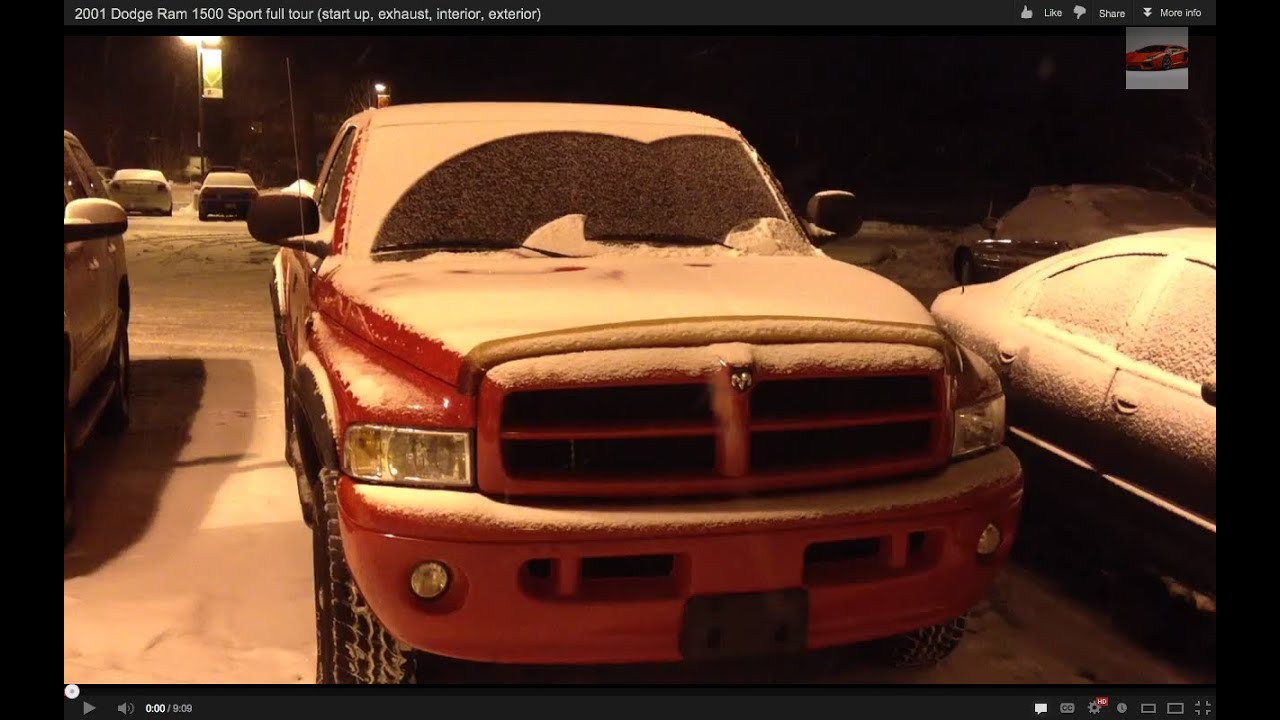 Maxresdefault on 2001 Dodge Ram 1500