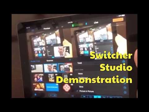 Broadcasting to Facebook Live with Multiple iOS Devices - Switcher Studio