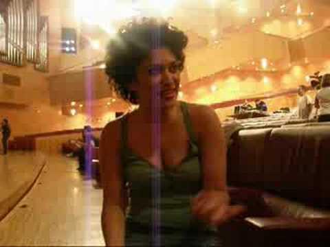 Elena Gadel y su papel en Grease, de estreno en Bilbao
