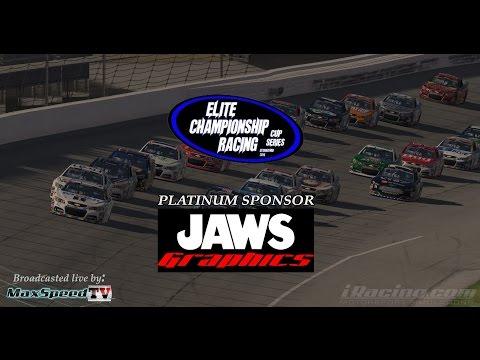 ELITE CHAMPIONSHIP RACING CUP SERIERS - DAYTONA 500