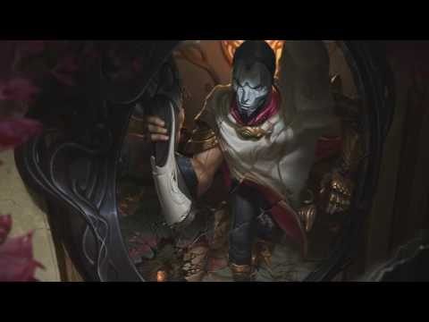 ▶Mix For Playing Jhin | Epic - Immersive - Art | 2016