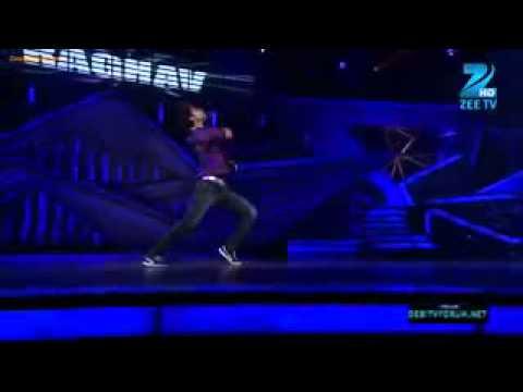Ragahav slow motion @dancing superstar superstar
