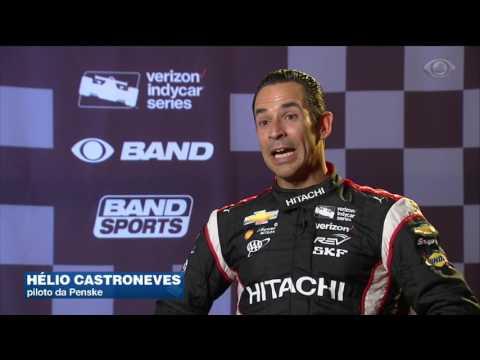 Os motores da Fórmula Indy voltam a roncar neste domingo