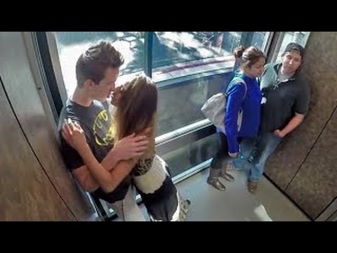 "Top 5 ""Elevator"" Pranks 2016 - Best Funny Pranks Compilation"
