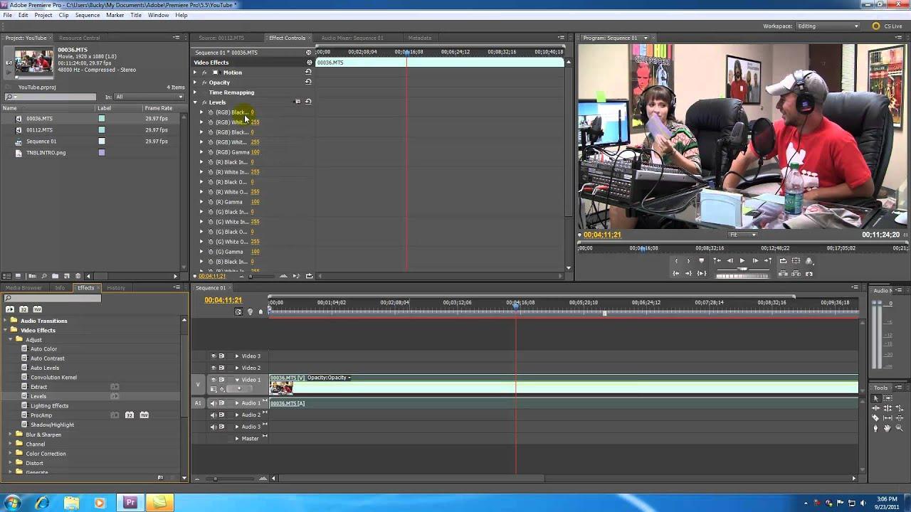 Скачать Эффекты для Adobe Premiere Pro Cs6