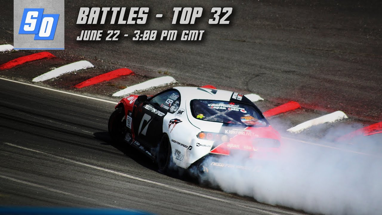 rFactor: Smooth Operation Drift Competition (Battles - Top 32)
