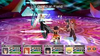 [HD] [PSP] Tales of The World: Radiant Mythology - Final Boss: Widdershin