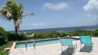 location villa à louer luxe Guadeloupe - rental luxury Guadeloupe villa Villa de luxe Iguana bay