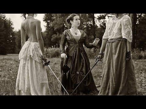 В каких случаях женщины на Руси дрались насмерть (женские дуэли)