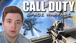 Call Of Duty : Space Warfare ! Un gameplay ultra futuriste ? (COD 2016)