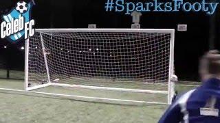 SparksFooty   Josh C - Celeb FC Player