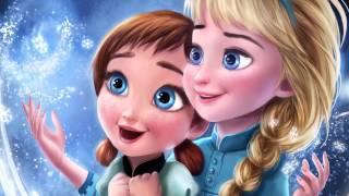 Анна и Эльза любимая сестра