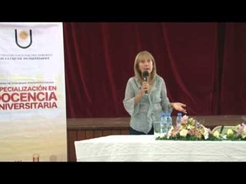 Conferencia Dra. Liliana Sanjurjo (Parte 1/4)
