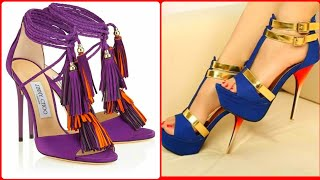 latest high heel shoes designs…