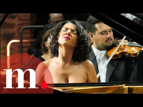 Zubin Mehta with Khatia Buniatishvili - Schumann: Piano Concerto in A Minor, Op. 54